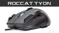 ROCCAT Tyon (Black) / All Action Multi-Button Gaming Mouse
