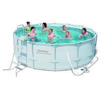 Каркасный бассейн 427х122 см