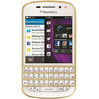 Blackberry Q10 (Gold Edition)