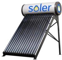 Солнечный водонагреватель Soler. 120L