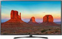 TV LED LG 50UK6410PLC, Titanium