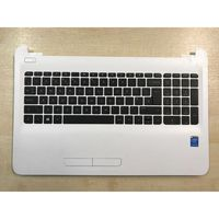 PALMREST - HP Pavilion 15-AC Series 15.6'' (AP1EM000342), W/Toutchpad Power Button & cables Genuine