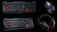Genius KMH-200 Desktop, Gaming Keyboard