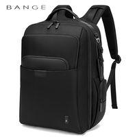 "Pюкзак Bange BG-G63, для ноутбука 15.6"", водонепроницаемый, чёрный"