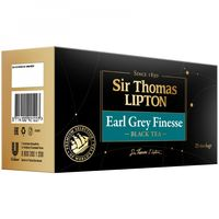 "Чай Sir Thomas Lipton ""Earl Grey Finesse"", черный, 25 пакетиков"