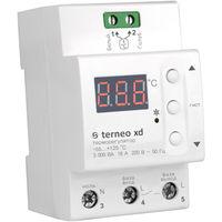 Терморегулятор для систем вентиляции  Terneo Xd