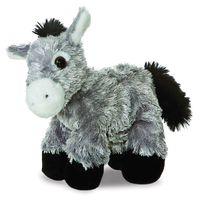 Aurora Mini Flopsie Donkey 20cm (12504)