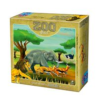 Настольная игра Zoo Alfabet 6112