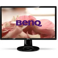 """24.0"""" BenQ """"GL2460"""", G.Black, (1920x1080, 2ms, 250cd, LED12M:1, DVI) (24.0"""" TFT+ W LED Backlight, Full HD(16:9) 1920x1080, 0.276mm, 5ms, LED12000000:1 (1000:1), 250cd/m2, 170°/160°, H:30-83kHz, V:50-76Hz, D-Sub, DVI-D)"""