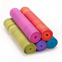купить Коврик для йоги 183*60*0,6 cm Ganges / 940G BODHI(2106) в Кишинёве