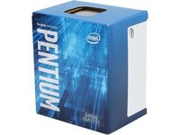 Intel® Pentium® Dual-Core G4600, S1151, 3.6GHz, 3MB L2, Intel® HD Graphics 630, 14nm 51W, Box