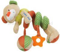 """Baby Mix STK-13191 B Спираль для коляски """"Мишка"""""""