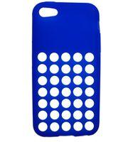 Husa de protectie Go Cool pentru iPhone 5C, Blue