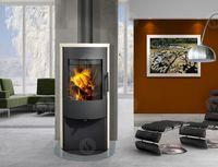 Каминная печь - ROMOTOP ALPERA E 01 керамика