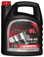 Chempioil Super SL SAE API SL/CF-4 10W-40 5L