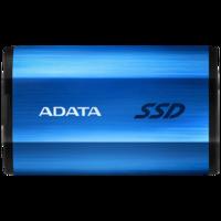 Внешний SSD диск ADATA SE800 1Tb, Blue