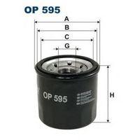 FILTRON OP595, Масляный фильтр