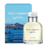 Dolce & Gabbana Light Blue Discover Vulcano EDT 125ml