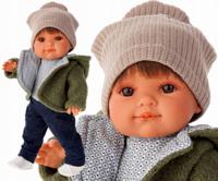 Doll Farito (într-un sacou) 38 cm Cod 2265