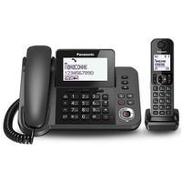 Радиотелефон PANASONIC KX-TGF320CM