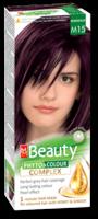 Vopsea p/u păr, SOLVEX MM Beauty, 125 ml., M15 - Roșu bordo