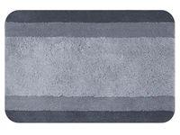 Коврик для ванной комнаты 60X90cm Balance серый, полиэстер