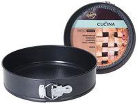 купить Форма для выпечки разъемная Cucina, D28сm, H7cm, металл в Кишинёве