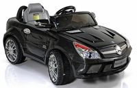 Bertoni BT Mercedes Black