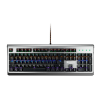 Gaming Keyboard Canyon Interceptor
