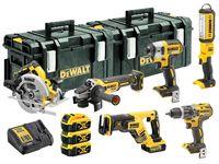 Набор аккумуляторных инструментов DeWALT DCK623P3