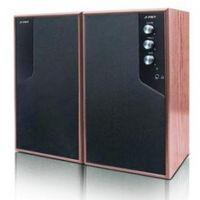 F&D R216-Wd, коричневый