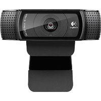 LOGITECH C920 HD Pro, черный
