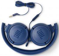 Наушники проводные JBL Tune 500 Blue