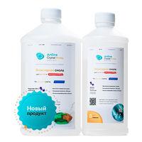 Эпоксидная смола 5 кг  для рисования Artline Honey epoxy (2-компонентная)