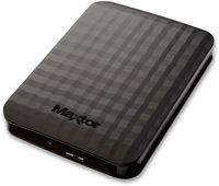 """Seagate """"Maxtor M3 Portable"""" 500Gb, Black"""
