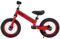 Rastar Mini Cooper Balance Bike 12 Red