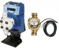 EC100004 Насос дозирующий Pro с импульсным счетчиком воды