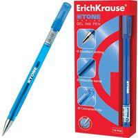 EKRAUSE Ручка гелевая EKRAUSE G-TONE 0.5 синяя
