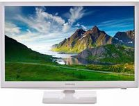 "24"" LED TV Samsung UE24H4080AUXUA , White (1366x768 HD Ready, PQI 200 Hz, DVB-T/T2/C)"