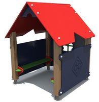 Căsuță-foișor PlayPark 1500х1250mm