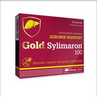 Silimaron Gold 100mg (sanatatea ficatului) comp. N30 Olimp