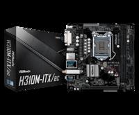 MB ASRock H310M-ITX/AC mini-ITX