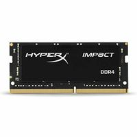 16GB DDR4-2666 SODIMM Kingston  HyperX® Impact, PC21300, CL15, 1.2V