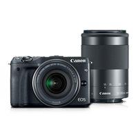 Зеркальная фотокамера CANON M3  EF-M 18-55 STM LensK