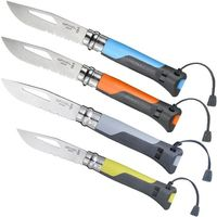 Нож Opinel №8 OUTDOOR KNIFE PLASTIC HANDLE EAF 8.5cm