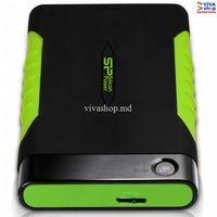 1.0TB USB3.0 2.5 Silicon Power Armor A15 Black-Green