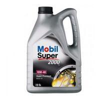 Моторное масло Mobil Super 2000 10W-40 5л