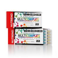 Nutrend Multicomplex 60 caps