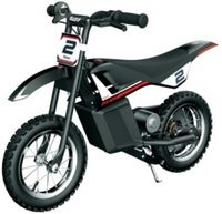 Razor MX125 Dirt Rocket Red-Black