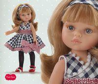 Paola Reina Кукла Зима 32 см